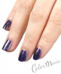 Vernis à Ongles Dark Violet Shimmer - Stargazer