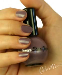 Vernis à Ongles Violet Crème – Stargazer