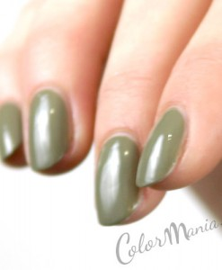 Vernis à Ongles Vert Olive Crème - Stargazer
