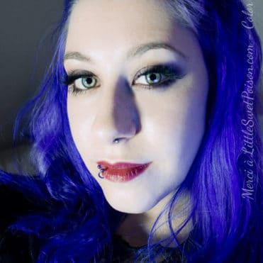 Coloration Cheveux Bleu Electrique – Directions