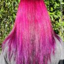 Coloration Cheveux Rose Cerise – Directions 14