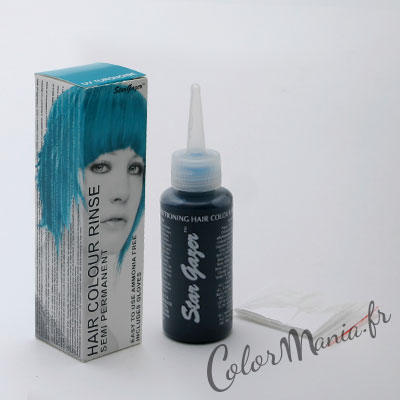 Coloration Cheveux Turquoise UV – Stargazer