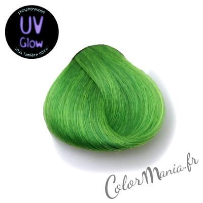 Coloración Verde Del Pelo UV - Stargazer