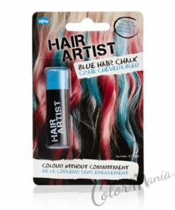 """Tiza para cabello azul """"Hair Artist"""""""