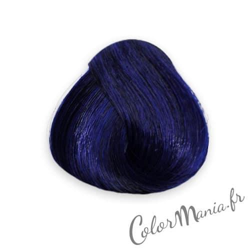 coloration cheveux bleu minuit directions color mania - Coloration Bleu Nuit