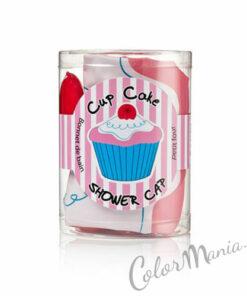Tapa de ducha de cupcake