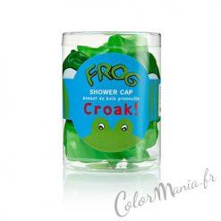 Gorro de ducha Green Frog
