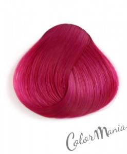 Coloration Cheveux Rose Cerise - Directions