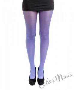 Collants Fantaisie Ombrés - Violet