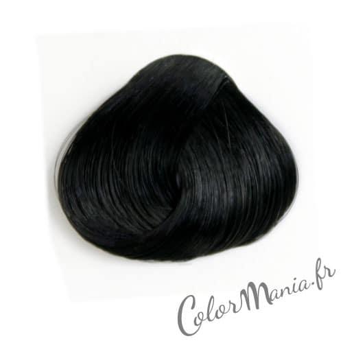 coloration cheveux noir ebne directions color mania - Coloration Cheveux Noir Bleut
