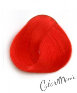 "Coloration Cheveux Rouge ""Fire"" – Directions"