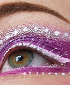 Fard à Paupière Violet Passion - Stargazer