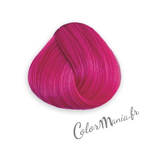 Cor do cabelo Flamingo Pink - Direções
