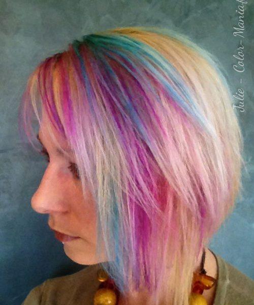 Coloration Cheveux Turquoise UV – Stargazer