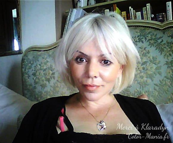 Coloration Cheveux Toner Blanc - Directions