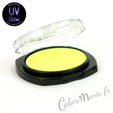 Fard à Paupière Jaune UV -Stargazer 1