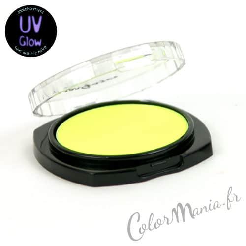Sombra de ojos amarilla UV -Stargazer