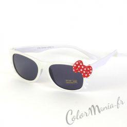 Gafas de sol Wayfarer White Cat