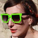 Lunettes de Soleil Geek Pixel – Vert 3