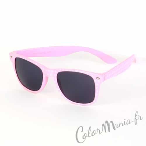 Pink Wayfarer Wayfarer Occhiali da sole
