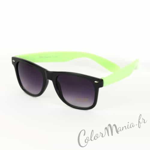 Gafas de sol Wayfarer Bicolor Green Almond
