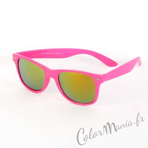 Ray Ban Clubmaster Verre Rose