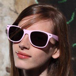 Gafas de sol Wayfarer rosa Wayfarer