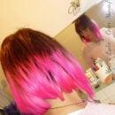 Coloration Cheveux Rose Bonbon – Directions 3