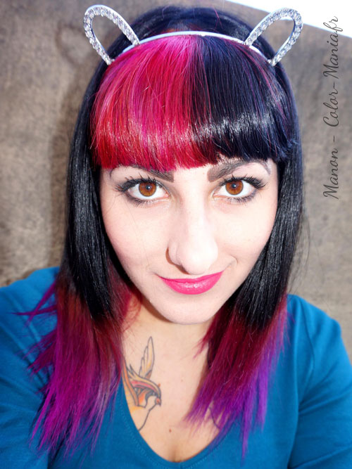 Hair Color Flamingo Pink - Direcciones