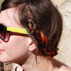 Mandarin Hair Color - Direcciones