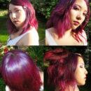 Coloration Cheveux Violet Prune – Directions 4