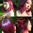 Coloration Cheveux Rouge Rose – Directions 2
