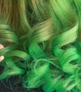Coloration Cheveux Vert Printemps – Directions 5