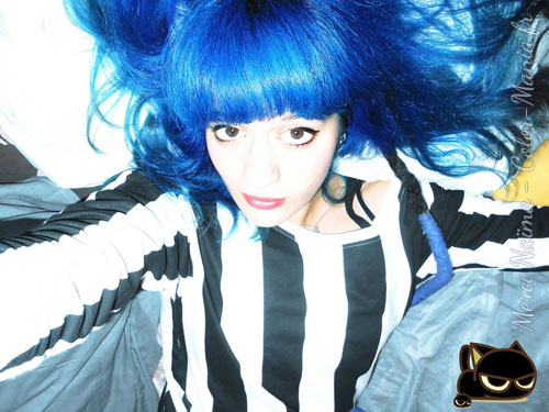 Hair Color Blue Midnight - Direcciones
