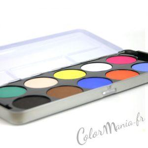 Palette Maquillage Yeux - Classique