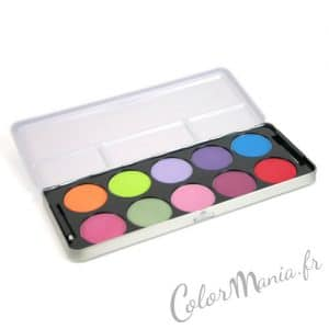 Palette Maquillage Yeux - Velours