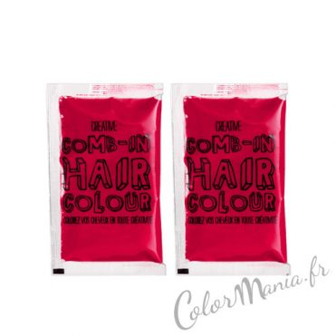 """""""Comb In"""" Coloration Cheveux Temporaire Rose"""