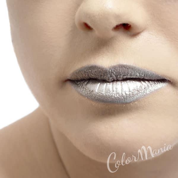 Top Rouge à Lèvres Couleur Argent Métal – Stargazer | Color-Mania OD54