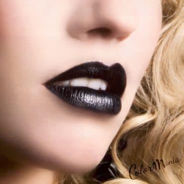 Rouge à Lèvres Noir Profond – Stargazer