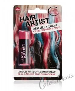 """""""Hair Artist"""" Craie à Cheveux Rouge"""