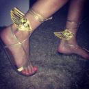 Ailes Dorées pour Chaussures Shwings 2