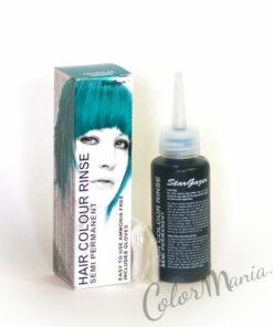 Coloration Cheveux Vert Tropical - Stargazer
