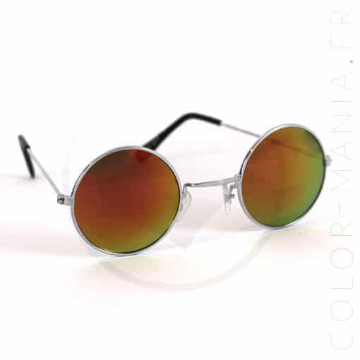 Gafas de sol redondas - Gafas de aceite | Color-Mania