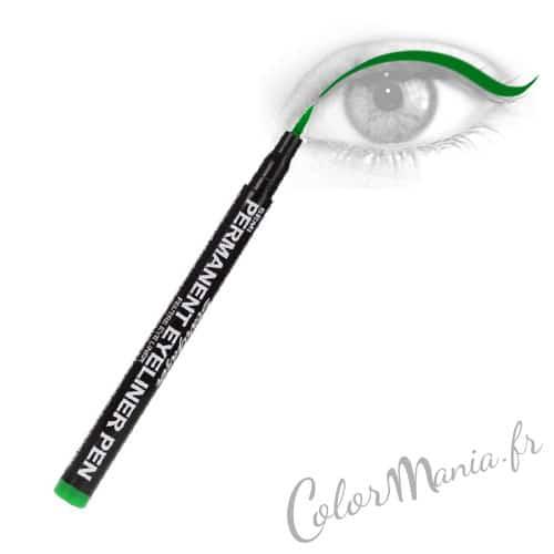 Delineador de ojos verde de larga duración - Stargazer