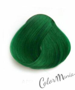 Coloración del cabello verde manzana - Direcciones