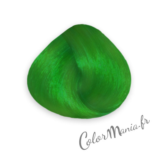 Coloration Cheveux Vert Printemps - Directions 1