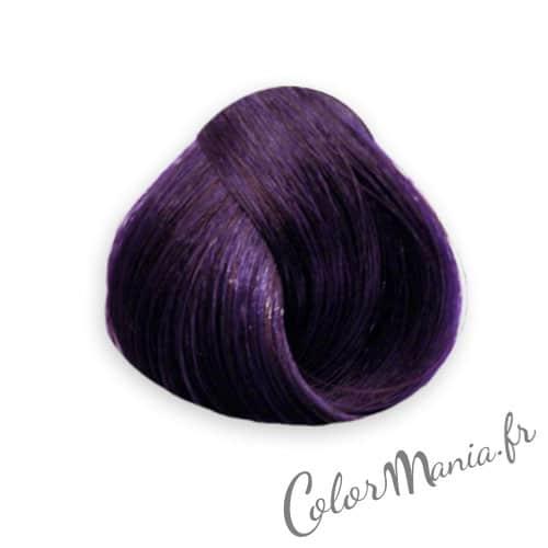 Coloration cheveux violet prune directions color mania - Violet prune couleur ...