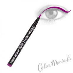 Eyeliner Feutre Violet Longue Tenue - Stargazer