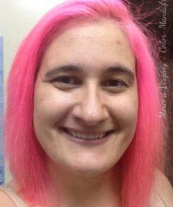 Coloration Cheveux Rose Bonbon - Directions
