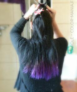 Carole – Coloration Cheveux Violet Directions   Color-Mania